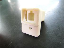 材質:ガラスエポキシ樹脂 フライス加工 自社製作の刃物を使用しております。