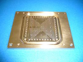 材質BSによる金型の一例