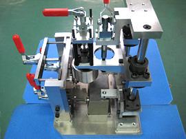機械装置類の設計製作及び組み立て