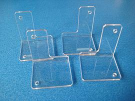 アクリル製品の曲げ加工の例
